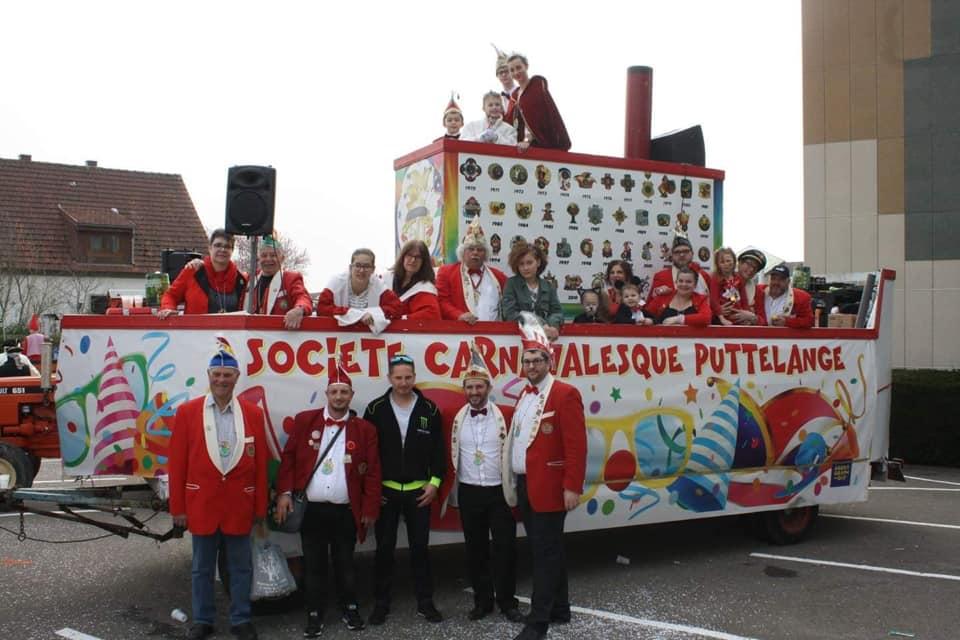 carnaval puttelange
